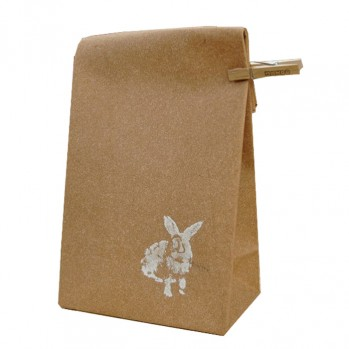 "Paper bags made of leather by Makoo will fool you 錯覚確実!革の常識を覆したMakooの""ペーパー""バッグ"