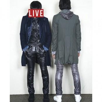 Takahiro Miyashita the Soloist goes LIVE 2014-15 AW タカヒロミヤシタ the ソロイストがLIVE演奏 秋冬21014-15