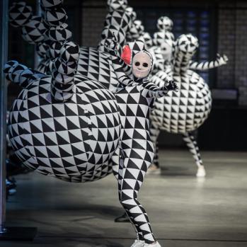 Berlin's Insane Alternative Fashion Week SS 2015 ベルリンの現実領域を超えた BAFWを体験してきた