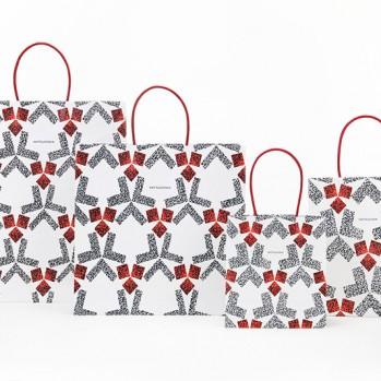 百貨店の紙袋の「おしゃれ」度を勝手にランキング!Japan department store shopping bags, ranked!