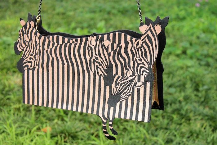 zebra bag 2way