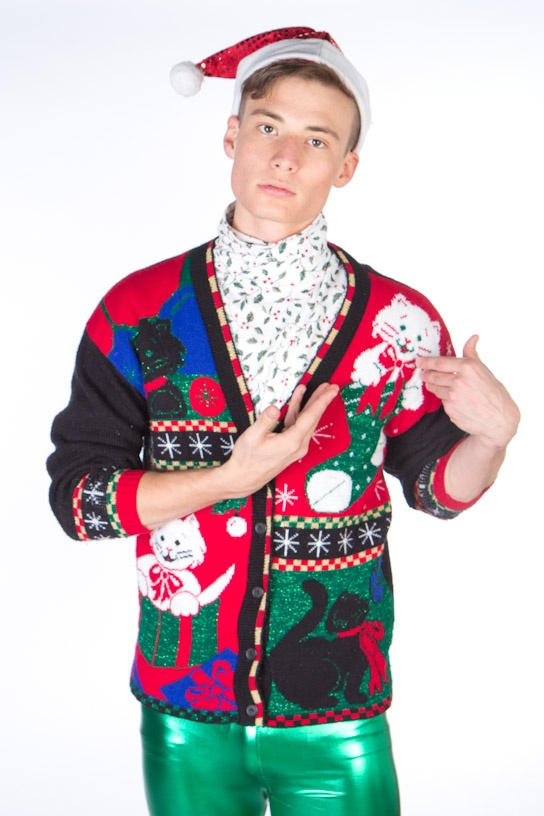 ugly sweater pinterest