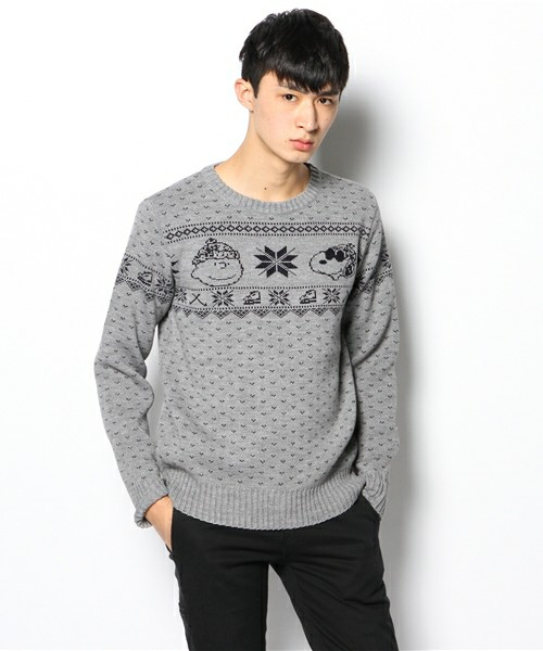 ugly sweater snoopy