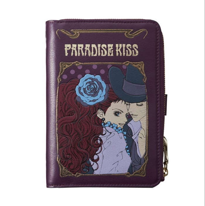 Anna Sui Paradise kiss wallet