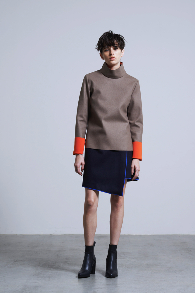 womenswear lookbook of john-lawrence-sullivan-2105-aw
