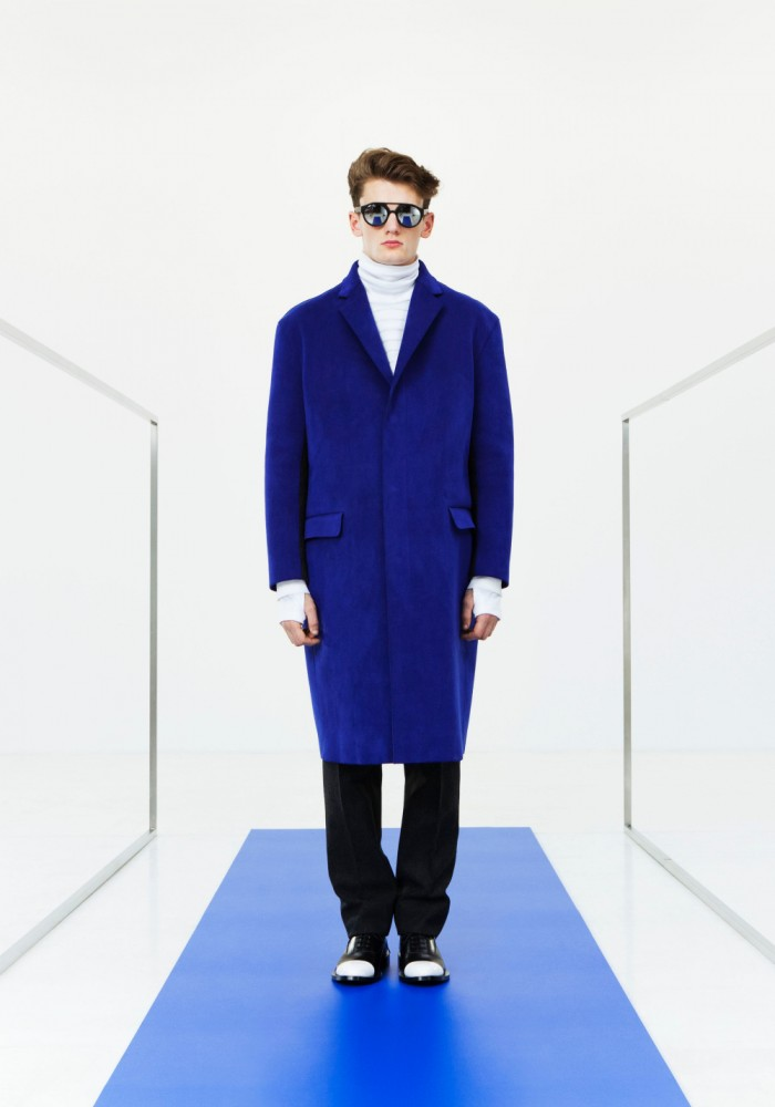 menswear lookbook of john lawrence sullivan 2105-16 aw