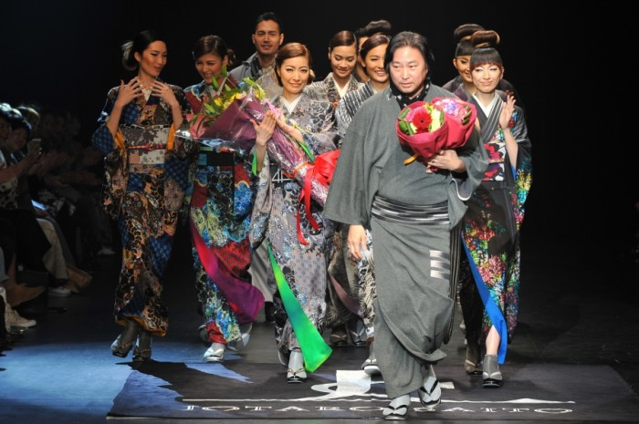 jotaro saito 2015 -typical wear kimono in japan
