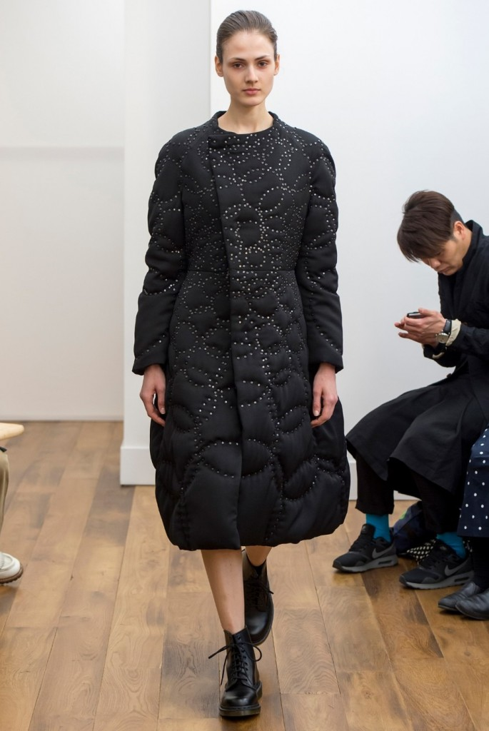 Kei Ninomiya Noir dress for 2015