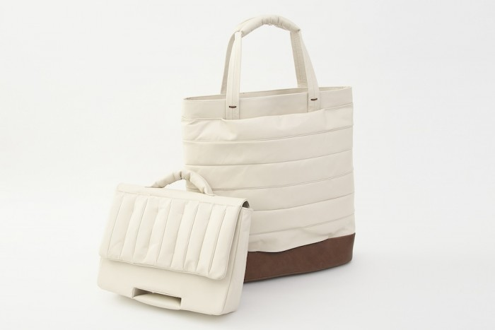 wataru sato bags from the cushion collection