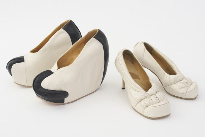 wataru sato shoes from the cushion collection