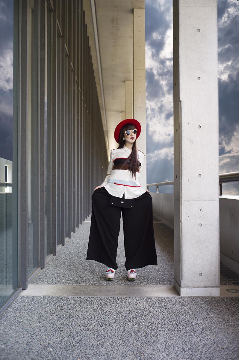 surreal fashion by pameo pose