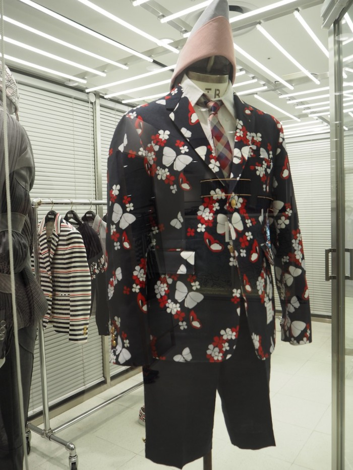 dover street market ginza 2f thom browne
