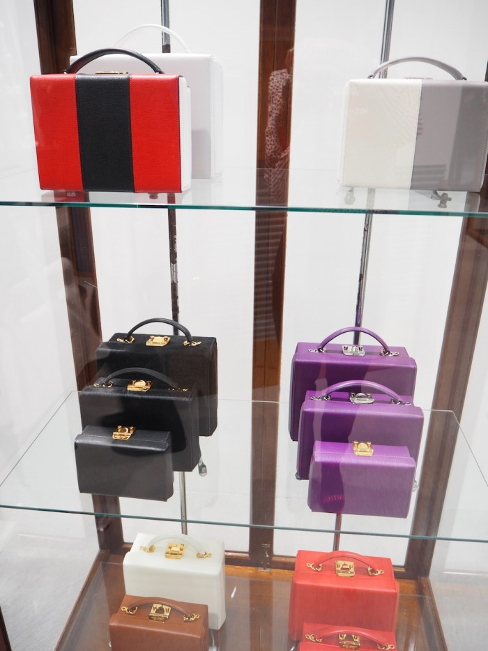 Dover street market ginza 1f bags
