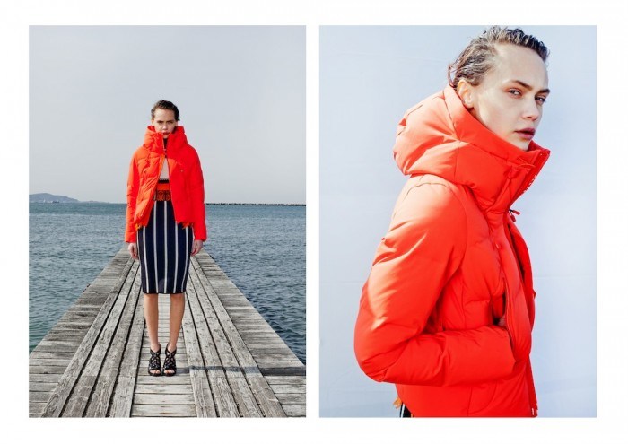 model in mame 2015 aw winter tokyo in lookbook