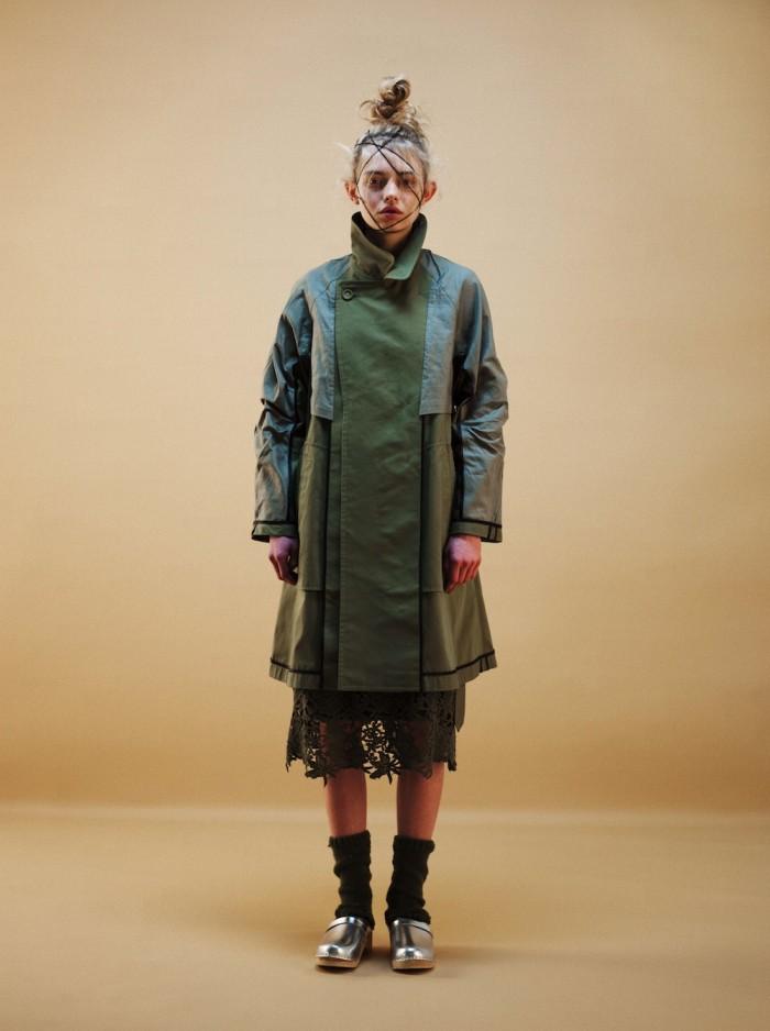 model weasr miyao AW 2015 fashion design 5