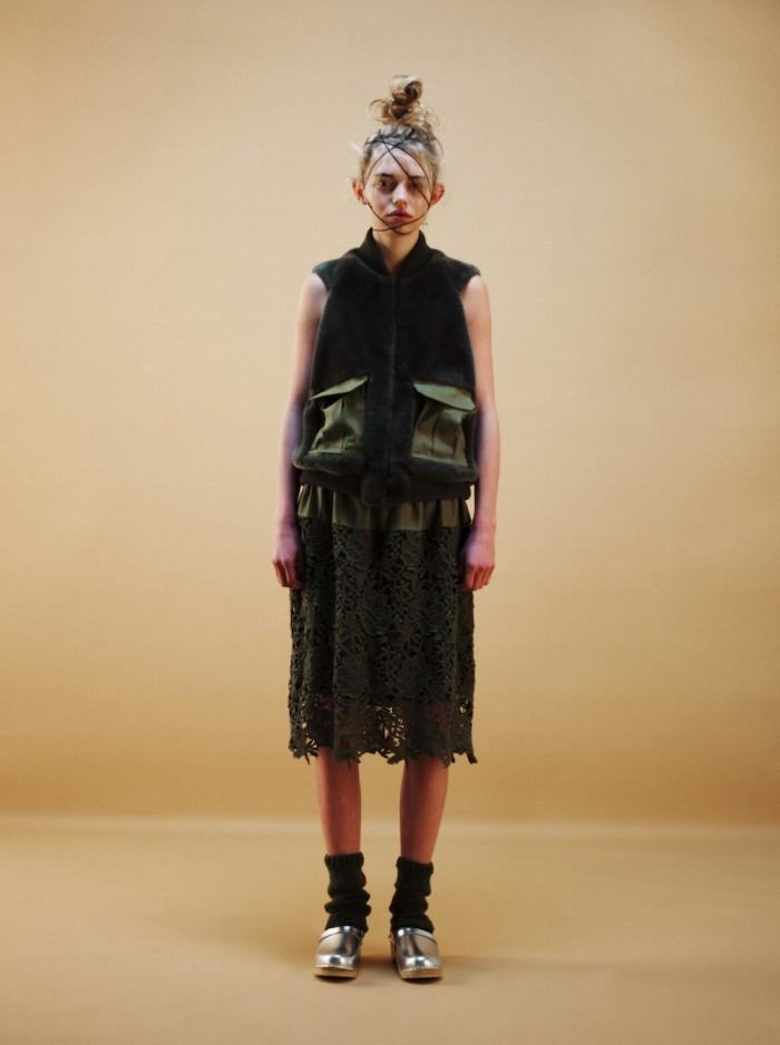 model weasr miyao AW 2015 fashion design 7