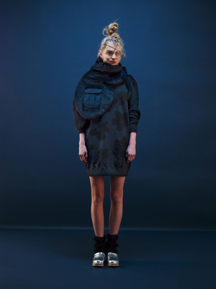 model wear miyao AW 2015 fashion design 3