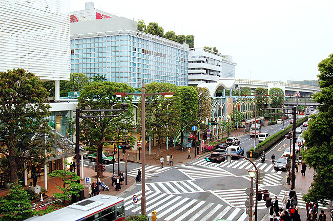 Futako Tamagawa is full of shops for luxury shopping in japan