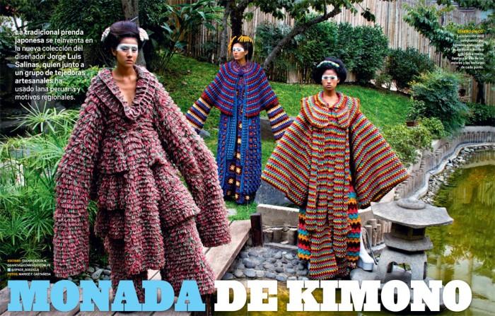 jorge salinas kimonos magazine