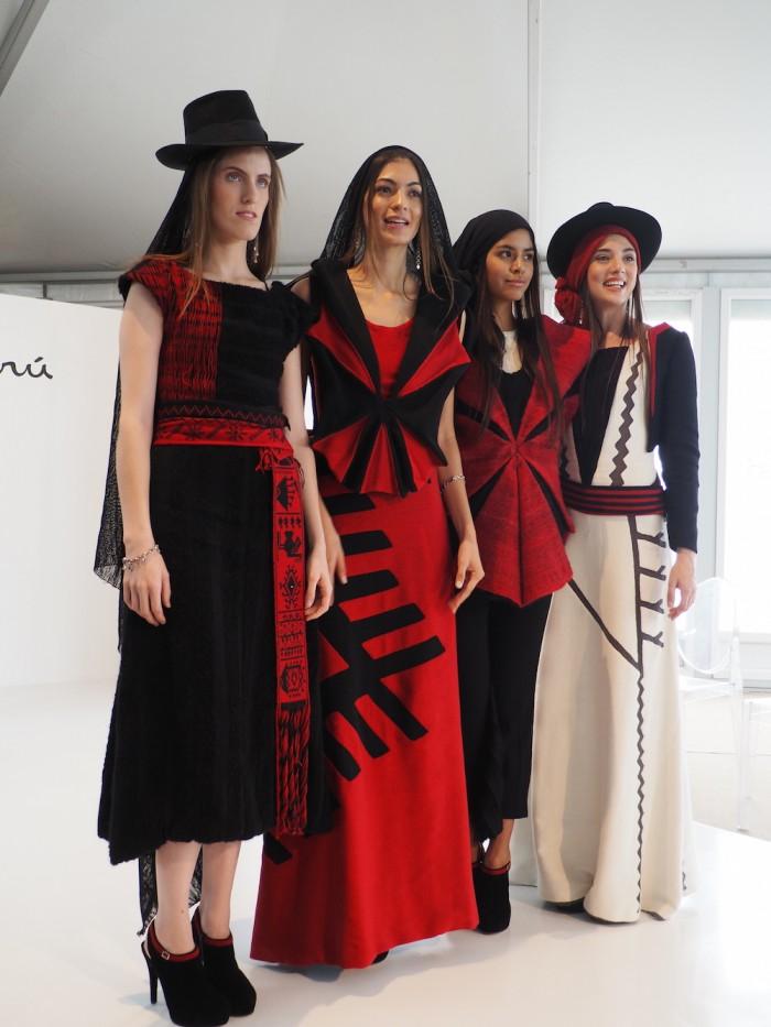 Peru Moda 2015 Silvia Paredes