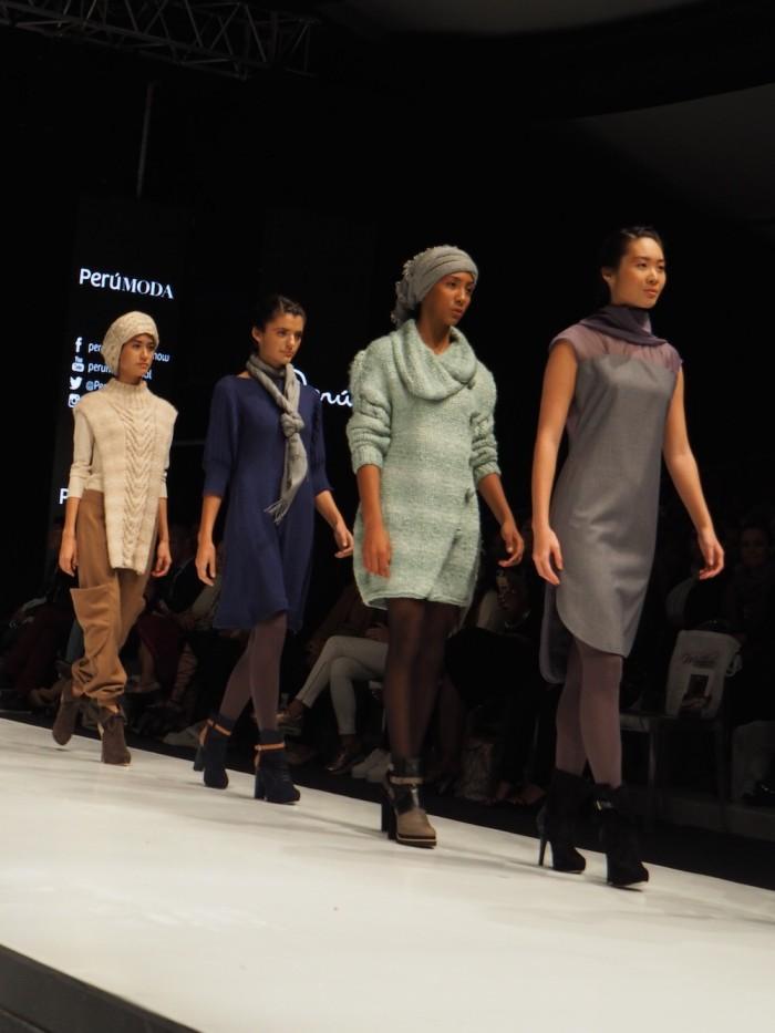 Peru moda 2015 Sumy Kujon