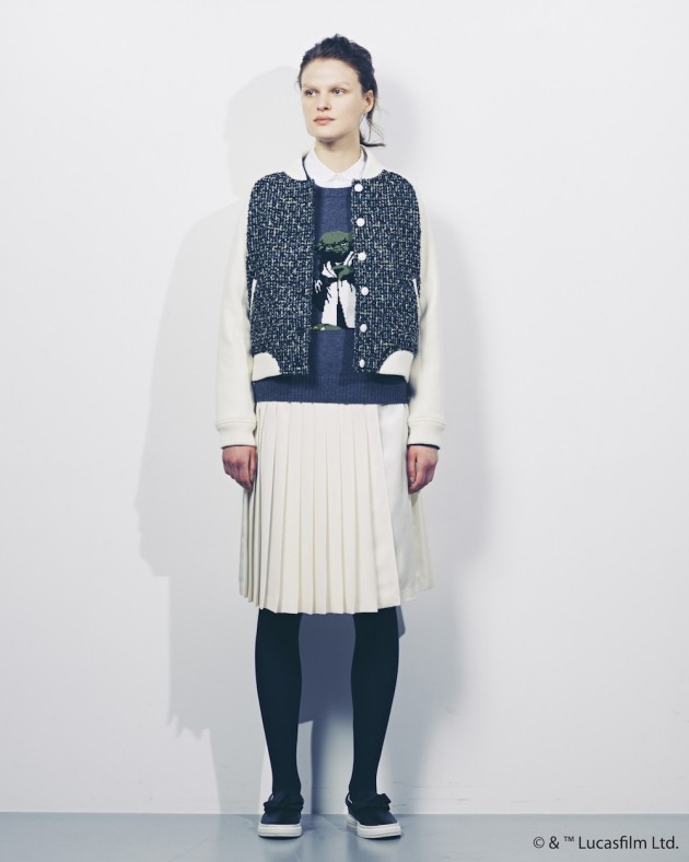 muveil work 2015aw collection