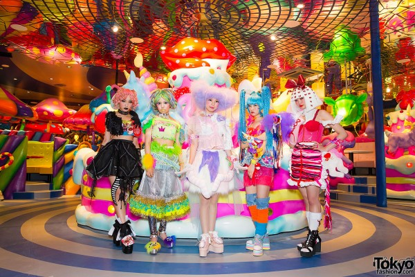 kawaii monster cafe monster girls