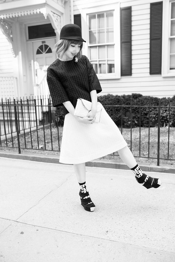 Calvin Klein Misha Janette NY 13