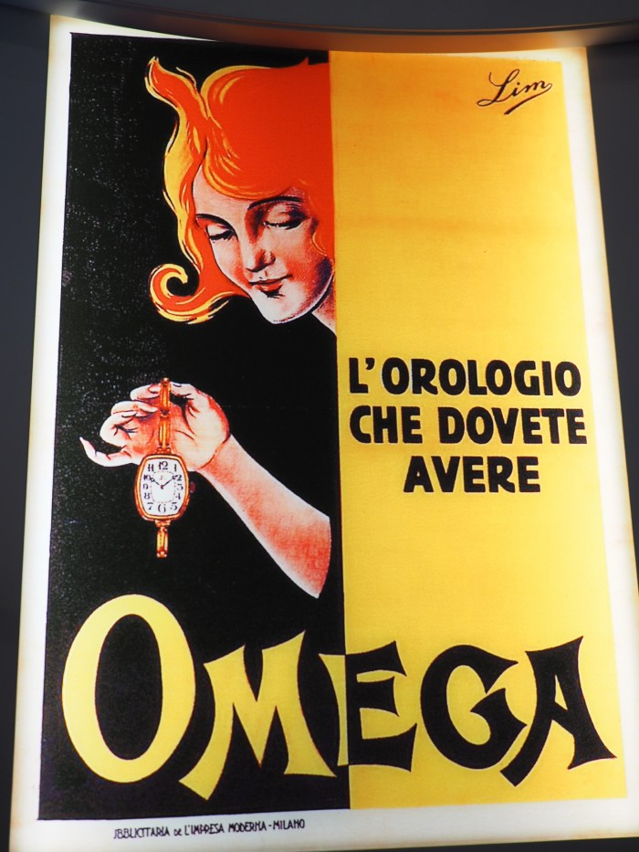 omega triennale ladymatic event