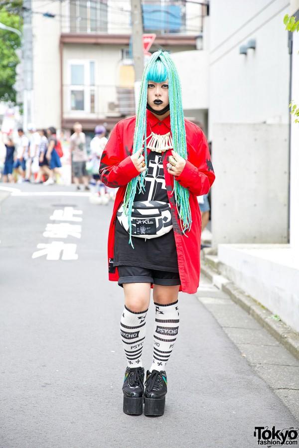 wild Neo street style fashion