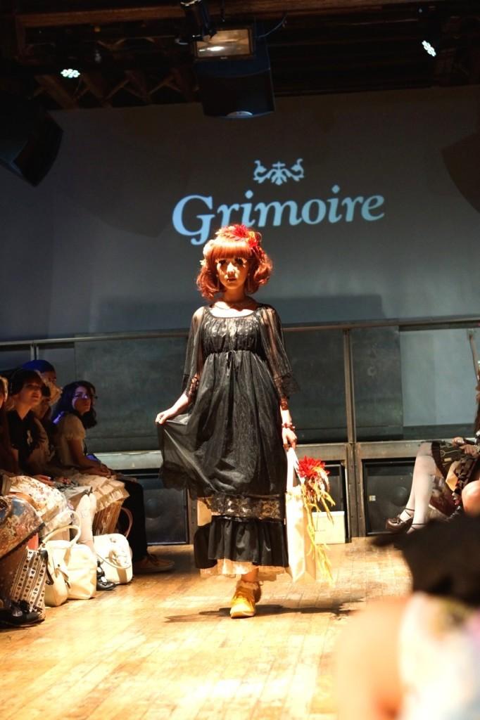 model in tokyo-above-underground-fashion grimoire