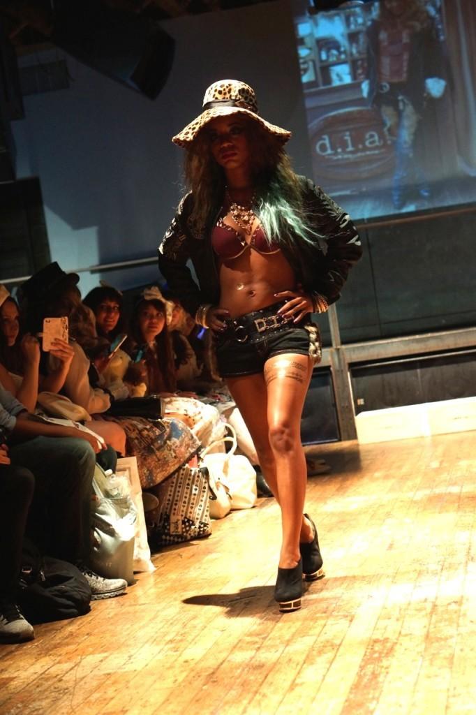 model in tokyo-above-underground-fashion dia