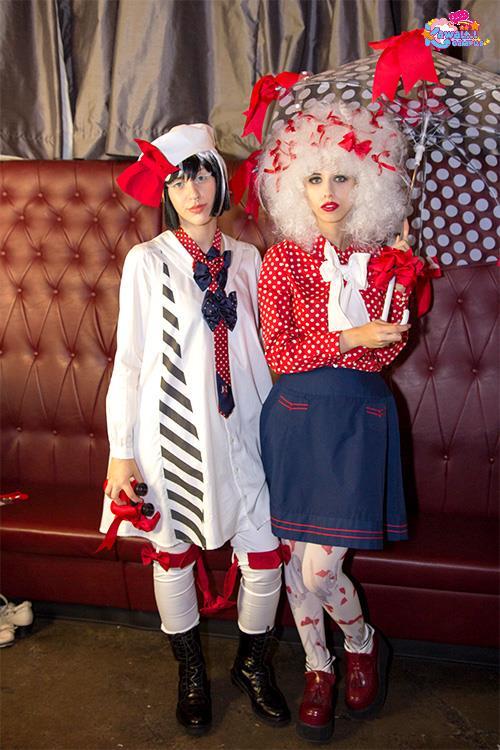 tokyo-above-underground-model in tokyo-above-underground-fashion