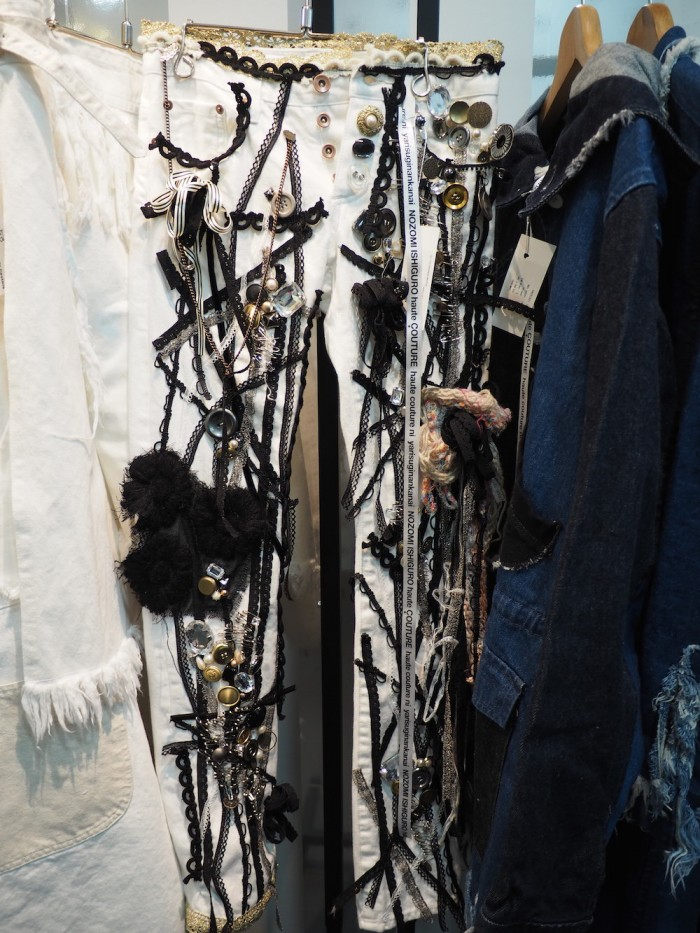 next luxury at daimaru nozomi ishiguro haute couture