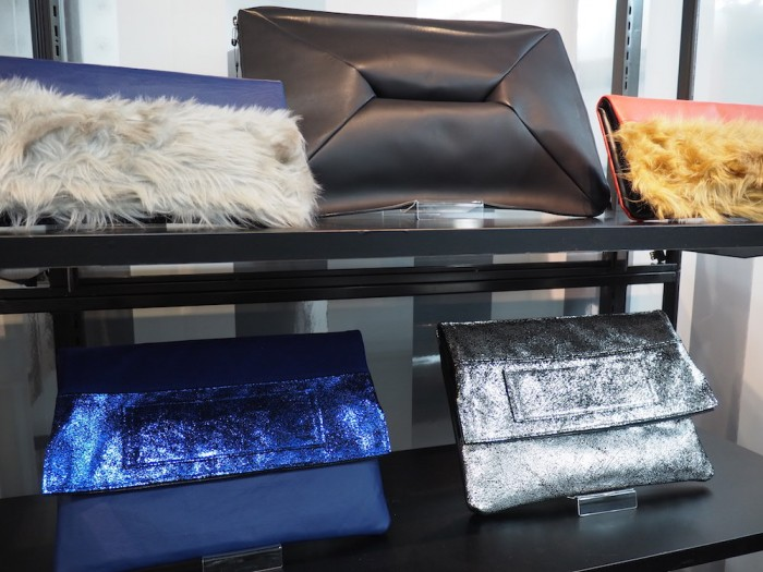 leather bags by Next Luxury Japanese Fashion Brand Roggykei at Daimaru