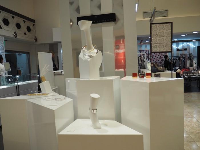 Phenomena Collection display at Daimaru