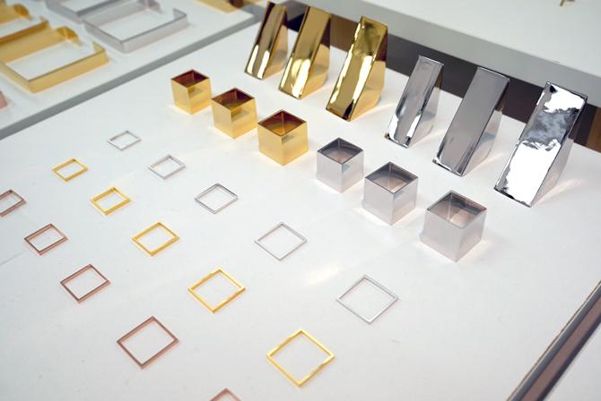 Next Luxury Japanese Fashion Brand Phenomena Collection display at Daimaru