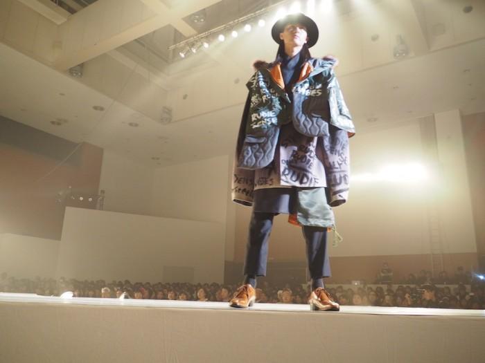 Bunka Fashion College in Tokyo