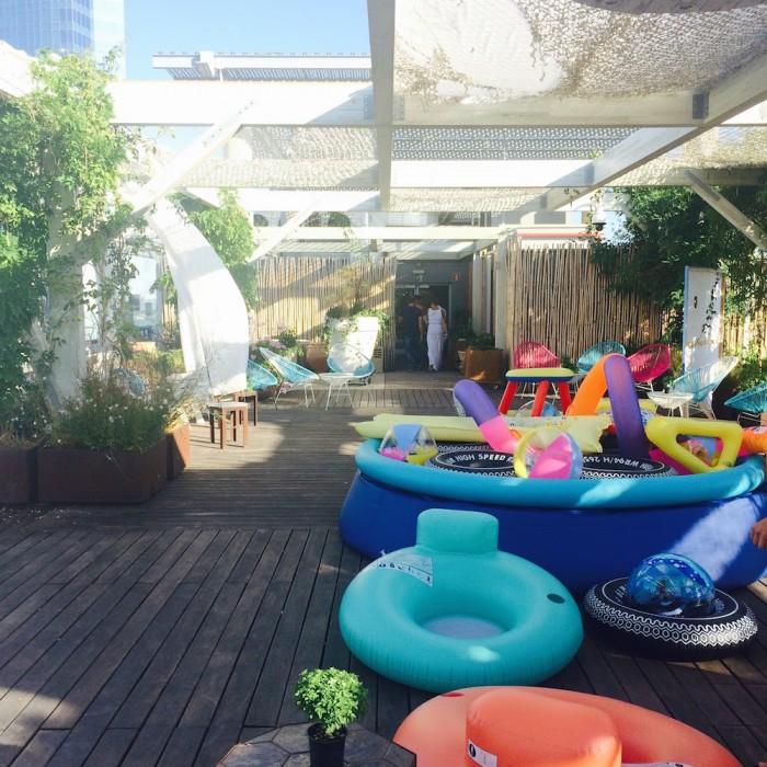 Desigual Rooftop party