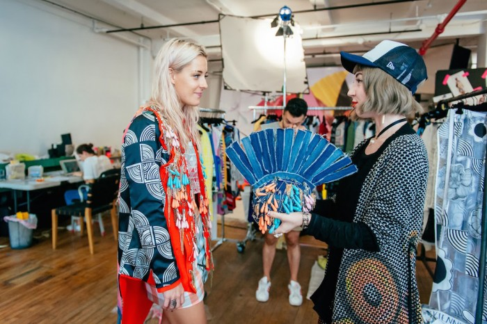 how to style a fashion show