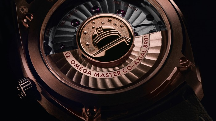 master chronometer by omega