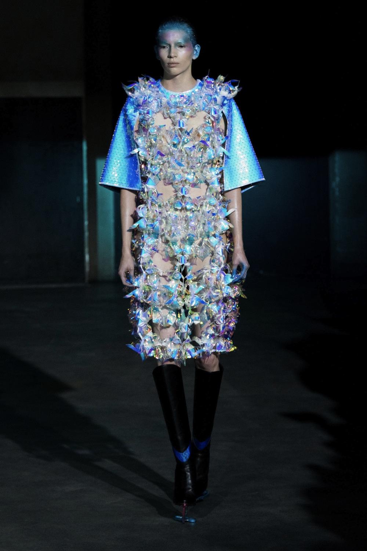 yuimanakazato haute couture 2016