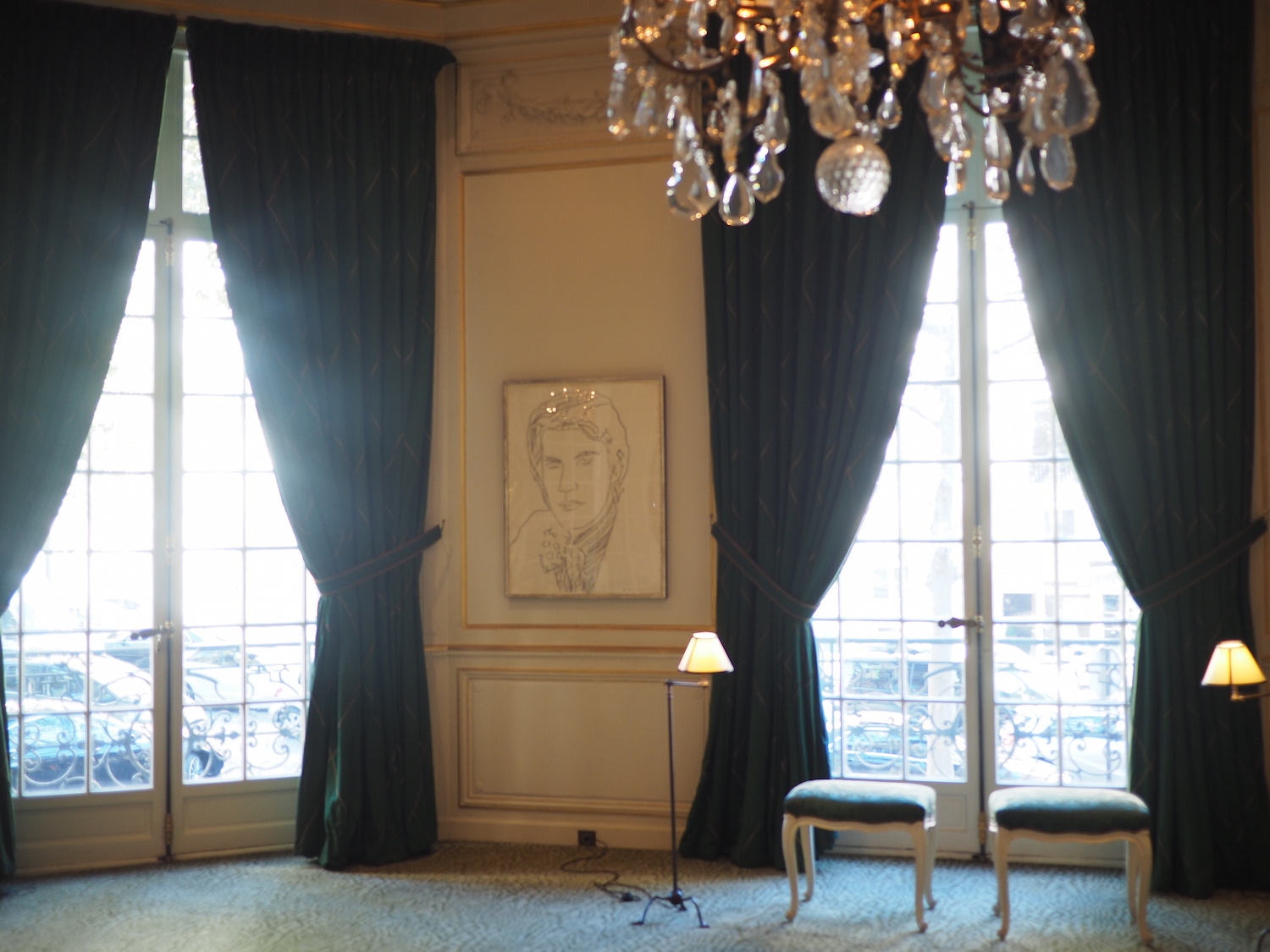 fondation pierre berge yves saint laurent museum paris